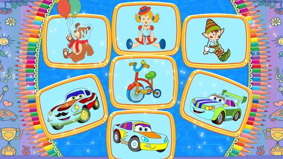 Preschool Kids Educational: Kindergarten Learning