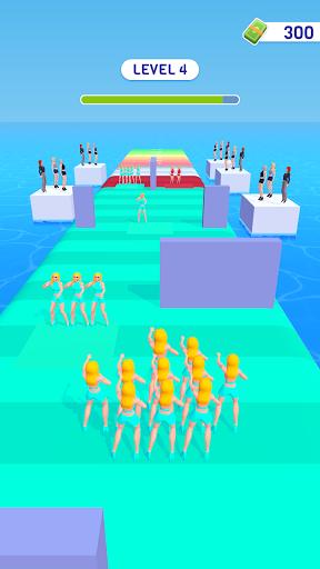 Dance Run screen 0