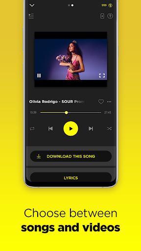 TREBEL - Free Music Downloads & Offline Play android2mod screenshots 6