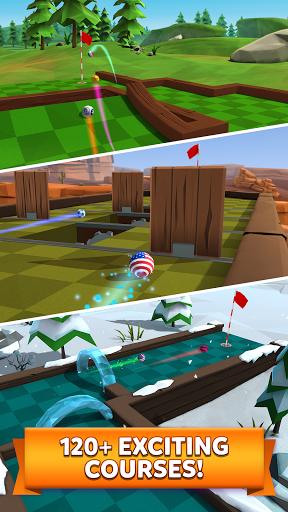 Golf Battle apkslow screenshots 5