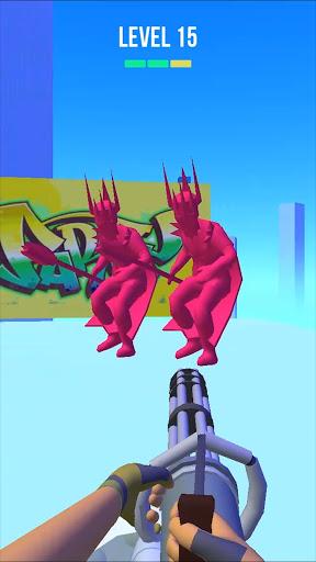 Paintball Shoot 3D - Knock Them All apkdebit screenshots 9