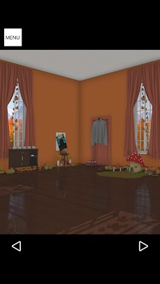 脱出ゲーム Autumn 紅葉とキノコとリスの家のおすすめ画像2