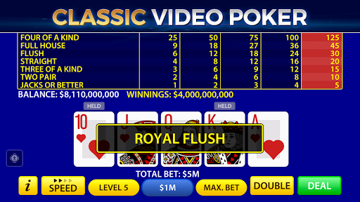 Video Poker by Pokerist 39.5.1 screenshots 13