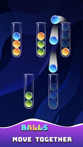 Colors Sorting Puzzle Game 2.6 screenshots 2