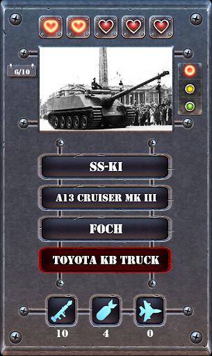 Tank Quiz - Guess the battle tanks 1.0 screenshots 6