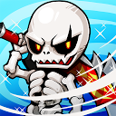 IDLE Death Knight - afk, rpg, clicker games