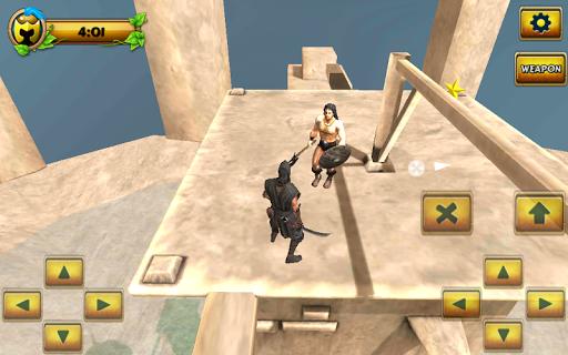 Ninja Samurai Assassin Hero  screenshots 1