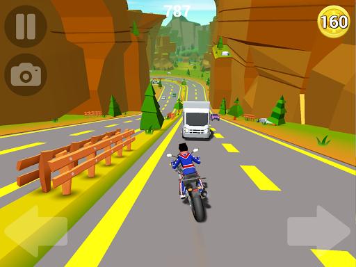 Faily Rider apktram screenshots 17