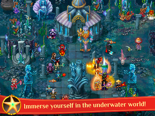 Warspear Online - Classic Pixel MMORPG (MMO, RPG) 9.1.1 Screenshots 14