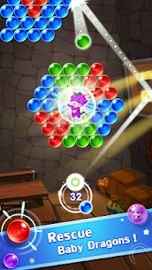Bubble Shooter Genies 3