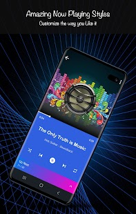 Music Player 2021 Screenshot