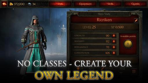 Arcane Quest Legends - Offline RPG 1.3.0 Screenshots 9