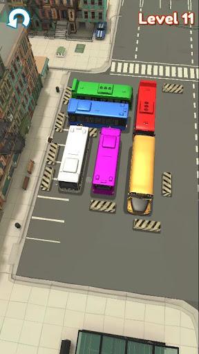 Parking Jam Bus 3D  screenshots 10