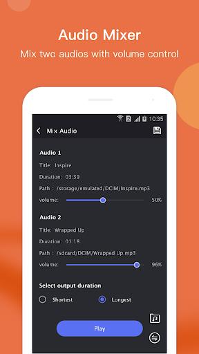 Music Editor android2mod screenshots 12