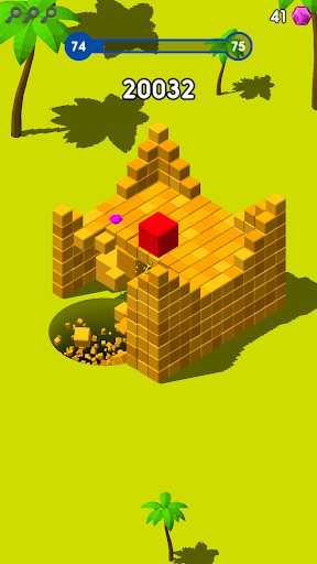 Raze Master: Hole Cube and Blocks Game  screenshots 7