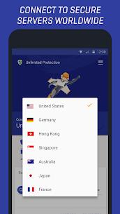 Rocket VPN Free Internet Freedom VPN Proxy Apk Son S r m 2021 5