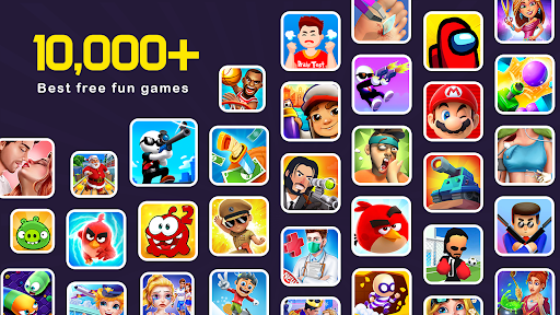 All Games, All in one Game, New Games android2mod screenshots 8