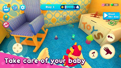 Mother Simulator: Happy Virtual Family Life Apkfinish screenshots 1