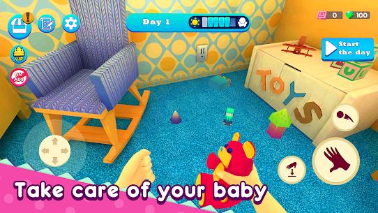 Mother Simulator  Happy Virtual Family Life Apk 1