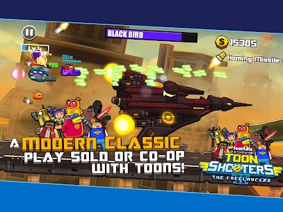 Toon Shooters 2 MOD (Unlimited Money/Gems) 6