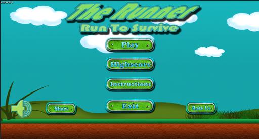 the runner - run to survive screenshot 1