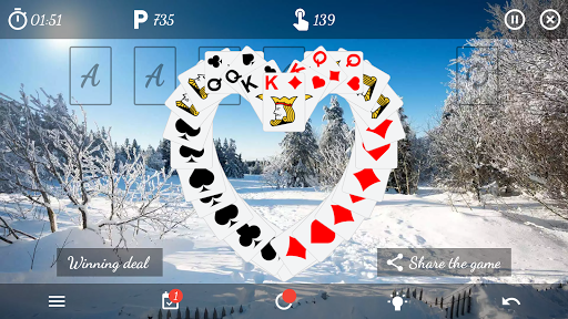 Solitaire Free Game 5.9 Screenshots 7
