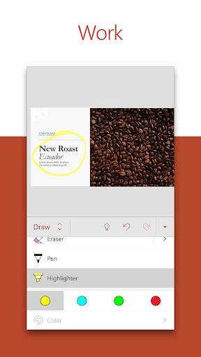 Microsoft PowerPoint: Slideshows and Presentations Apkfinish screenshots 3