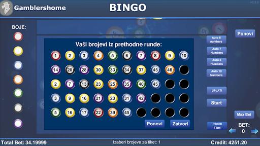 Gamblershome Bingo 2.4.9 screenshots 7