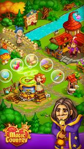Magic City: fairy farm and fairytale country 2