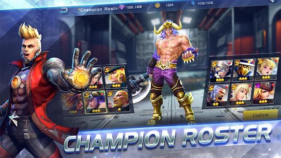 Final Fighter screenshots apk mod 5
