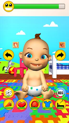 My Baby: Baby Girl Babsy screenshots 1