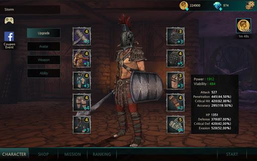 Stormborne : Infinity Arena apklade screenshots 2
