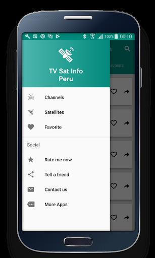 TV Sat Info Peru For PC Windows (7, 8, 10, 10X) & Mac Computer Image Number- 5
