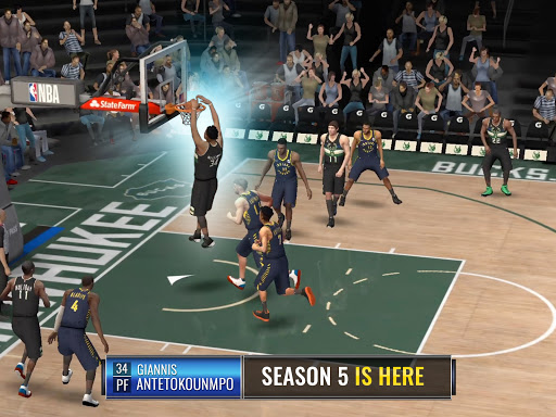Download NBA LIVE Mobile Basketball mod apk