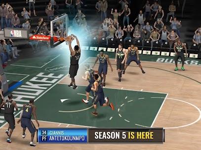 NBA LIVE Mobile Basketball MOD (Unlimited Money) 1