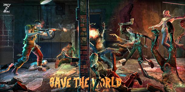 Mort Zombie Shooter: țintă Zombie Jocuri 3D 4