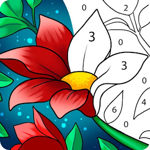 Paint by Number: Free Coloring Games  Color Book