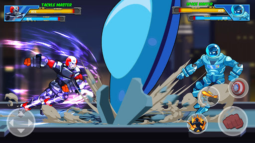 Robot Super: Hero Champions  screenshots 3