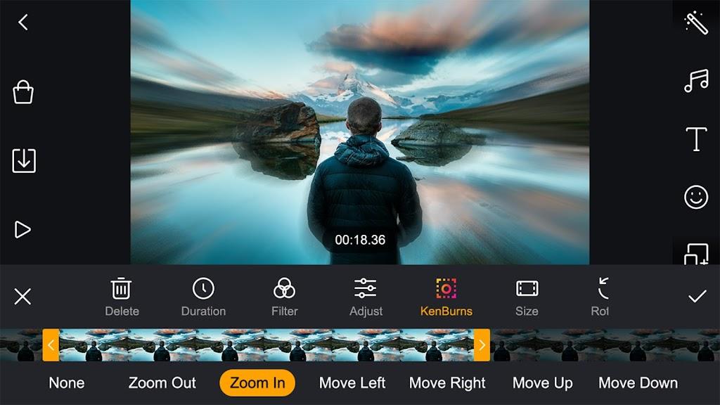 Film Maker Pro - Free Movie Maker & Video Editor  poster 3