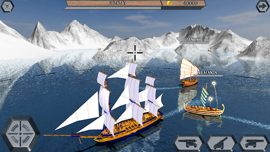 World Of Pirate Ships Mod Apk 4.4 (Unlimited Gold Coins) 1