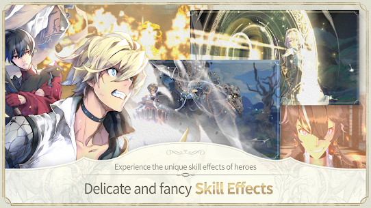 Exos Heroes 2.3.3 Mod + APK + Data UPDATED 2