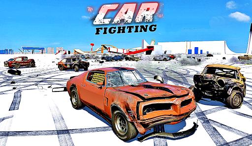 New Demolition Derby Destruction Car Crash Games 4.001 Screenshots 1
