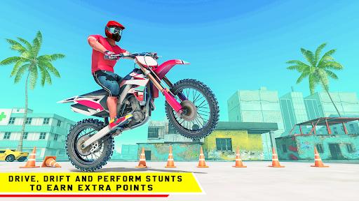 Stunt Bike 3D Race - Bike Racing Games apkpoly screenshots 14