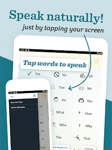 Spoken - Tap to Talk AAC
