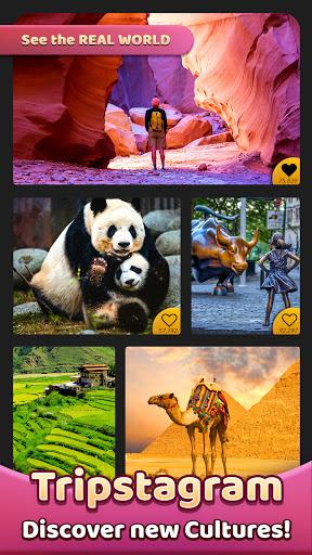 Wonderful World: New Puzzle Adventure Match 3 Game  screenshots 6