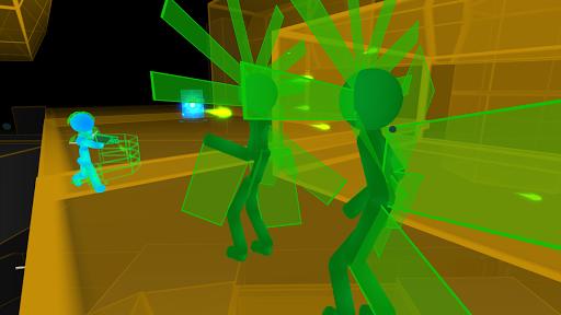 Stickman Neon Gun Warriors Apkfinish screenshots 10