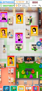 Idle Dev Empire Tycoon sim business Mod Apk (Unlimited Money) 6