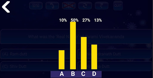 New KBC Quiz in Hindi & English 7.2 Screenshots 3