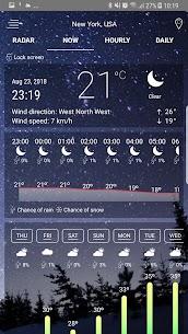 Weather Radar – Windy, rain radar & storm radar 5