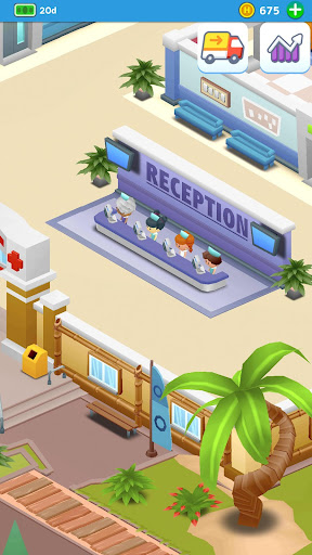 Idle Frenzied Hospital Tycoon 0.9 screenshots 20